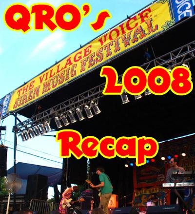 Siren Festival 2008 Recap