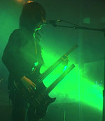 ...Boris in green...
