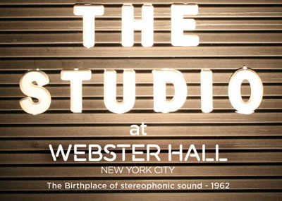 Studio at Webster Hall