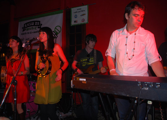 The Phenomenal Handclap Band