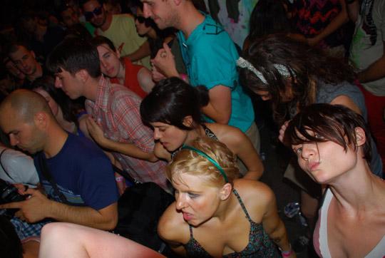 Brooklyn Electronic Music fans