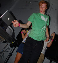 another dick on the dance floor