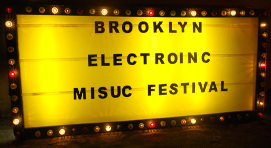 Brooklyn Electroinc Misuc Festival