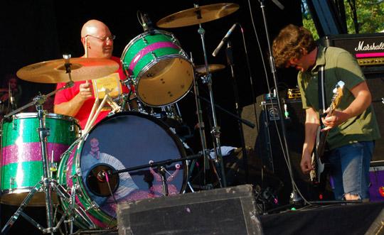 Lou Barlow & Murph