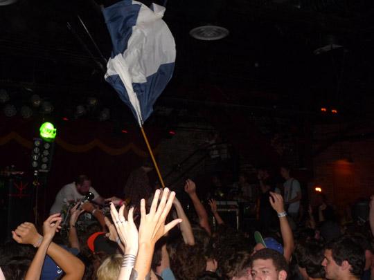 flyin' the DIY flag