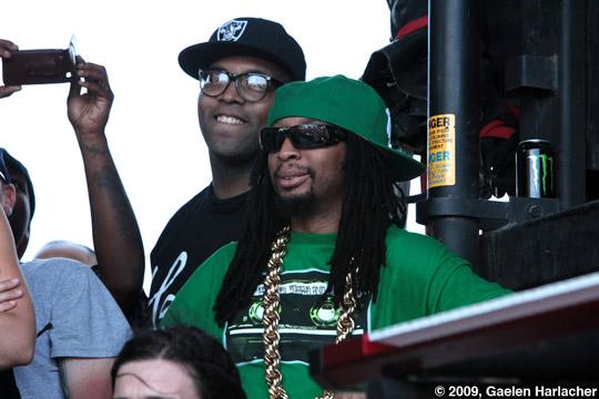 It's Lil Jon - YEAH!