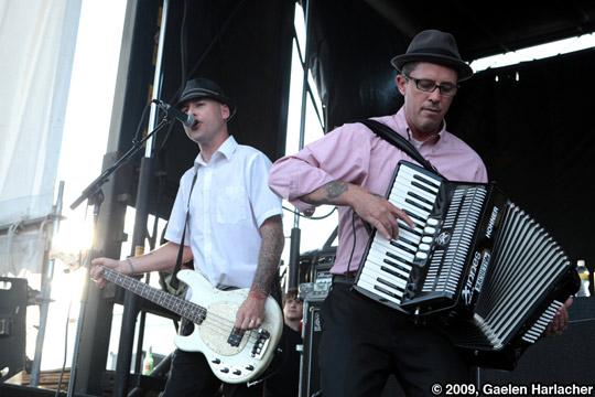 accordion at Warped?!?