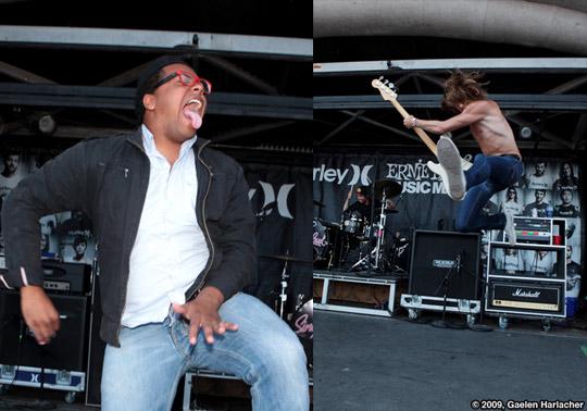 jump! tongue!