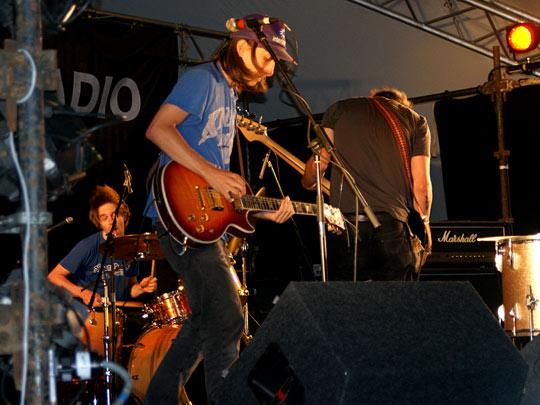 Bear Hands: Live at Leeds Festival 2009