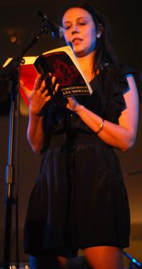 Rivka Galchen reading Jane Bowles