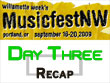 Music Fest NW Day Three