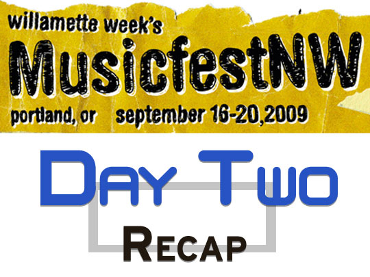 Music Fest NW 2009 : Day Two