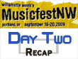Music Fest NW Day Two