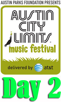 Austin City Limits : Day Two