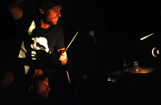 Patrick Watson's drums