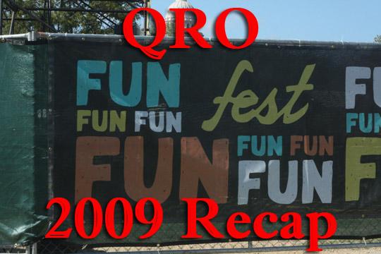 Fun Fun Fun Fest 2009 Recap