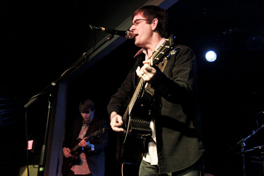 The Mountain Goats : Live