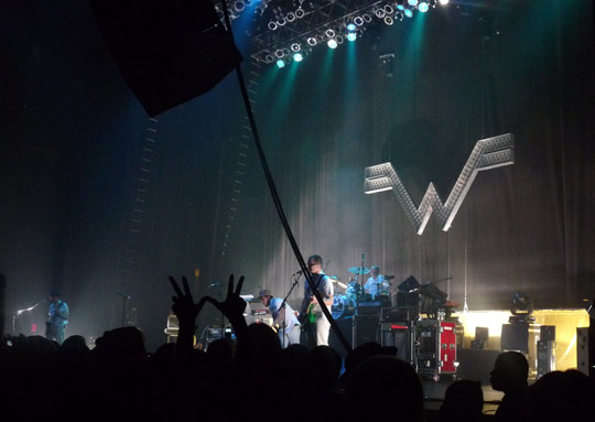 W is for Weezer