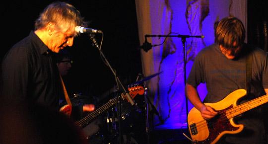 Lee Renaldo & Mark Ibold