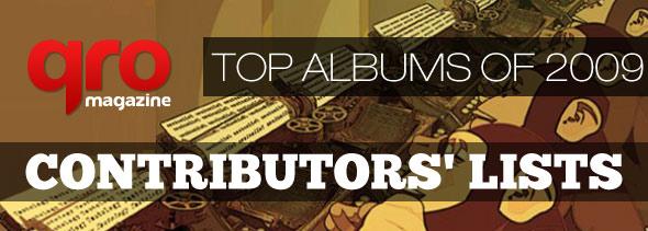 Top 10 Albums of 2009 : Contributors Lists