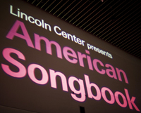 Lincoln Center's American Songbook