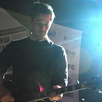 bored guitarist?