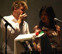 James Murphy & Nancy Whang