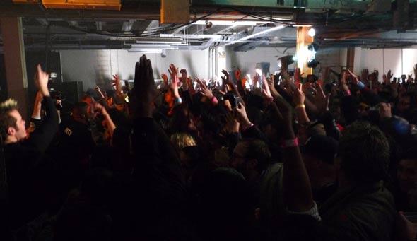 Perez leads the Snoop crowd