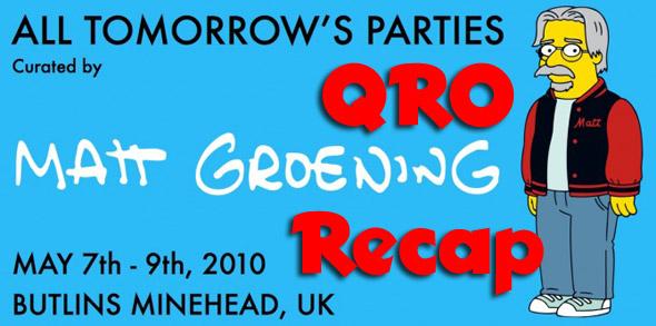 All Tomorrow's Parties 2010 Recap