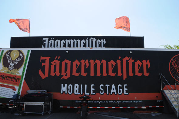 Jagermeister Stage