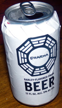 Dharma-brand beer