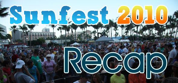 SunFest 2010 Recap