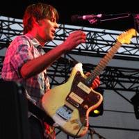 Malkmus' slippery guitar