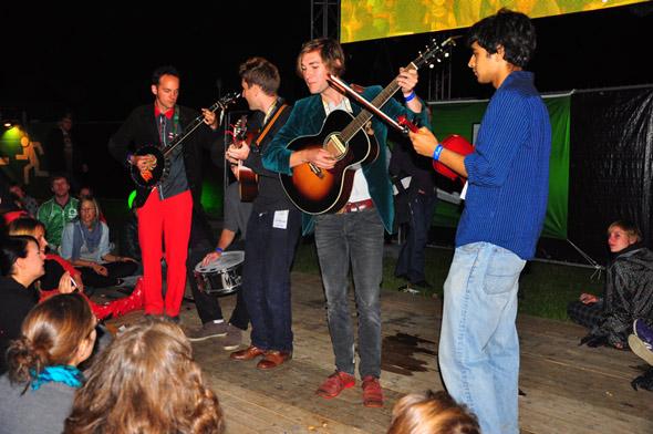 Stornoway (acoustic)