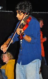 violin (acoustic)