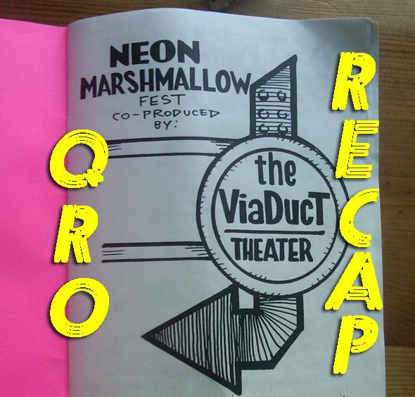 Neon Marshmallow Fest Recap