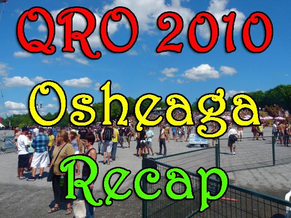 Osheaga 2010 Recap