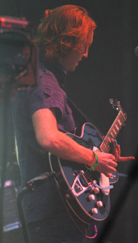 The Arcade Fire's Richard Reed Parry
