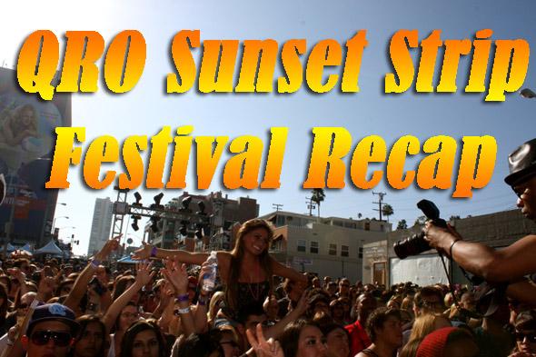 Sunset Strip 2010 Recap