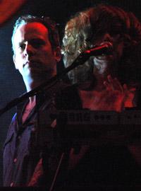 John McEntire & Lisa Lobsinger