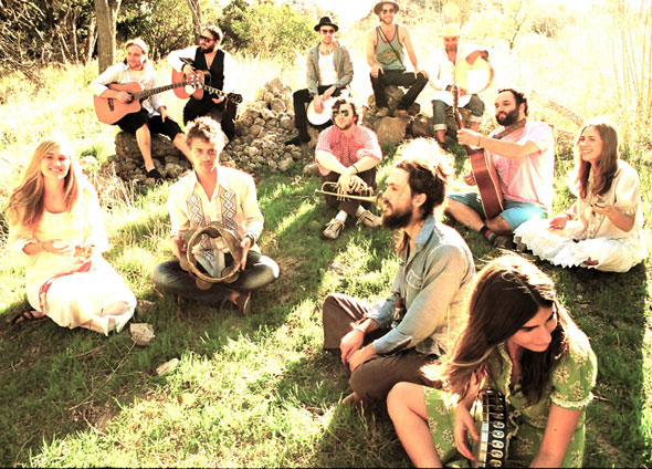 Christian Letts of Edward Sharpe & The Magnetic Zeros : Q&A