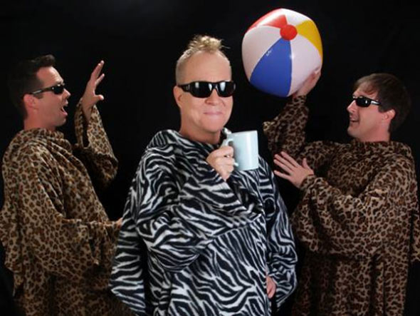 Fred Schneider of The B-52s, The Superions