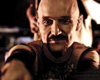 Tim Booth, up close & personal