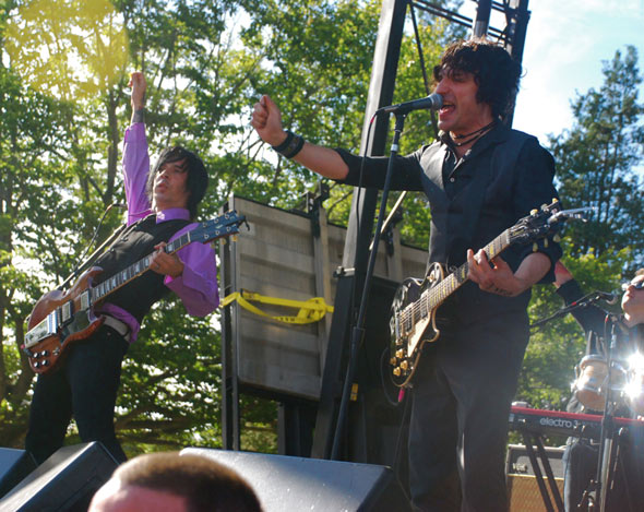 Jesse Malin & The St. Mark's Social