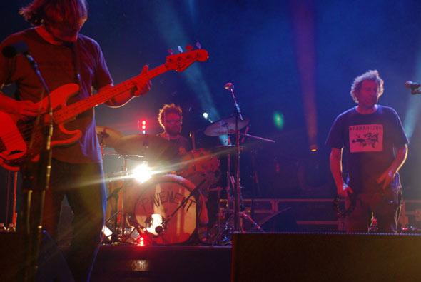 Pavement rhythm/coolest section