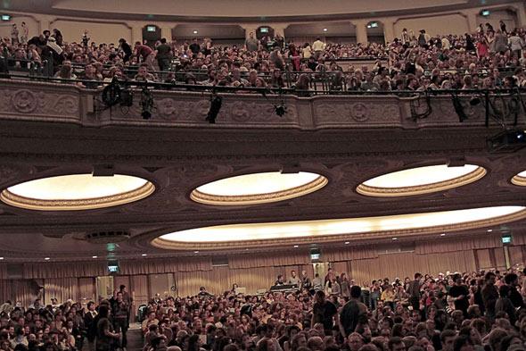 Sufjan Stevens Live QRO Magazine - Schnitzer theater