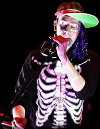 skeleton mask off