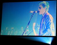 Leto on-screen