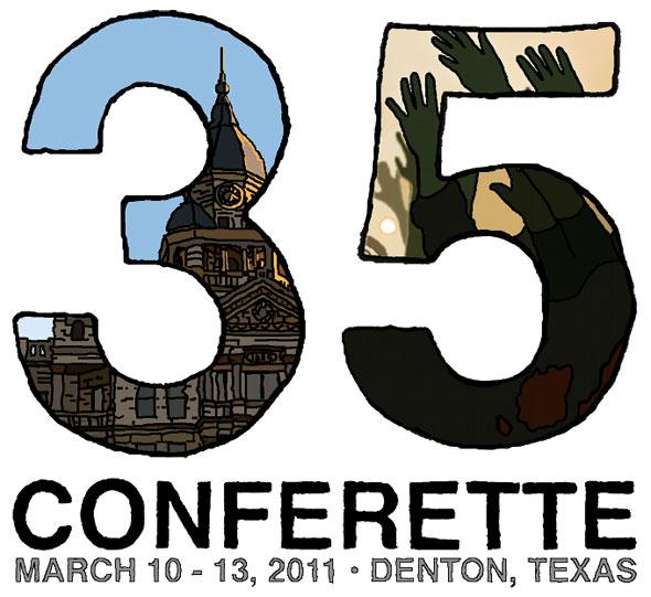35 Conferette