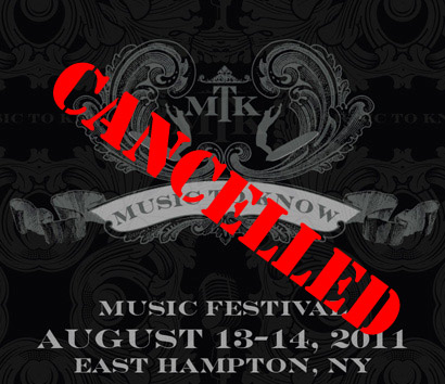Music To Know - cancelled